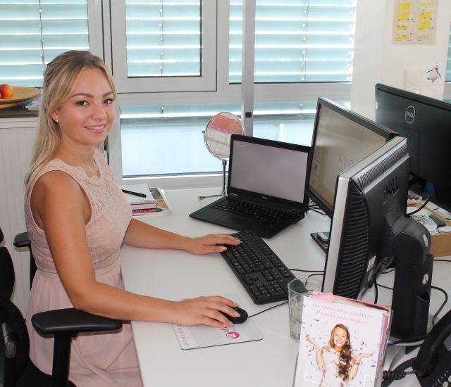 Wir stellen vor: Anna Dick, E-Marketing Specialist
