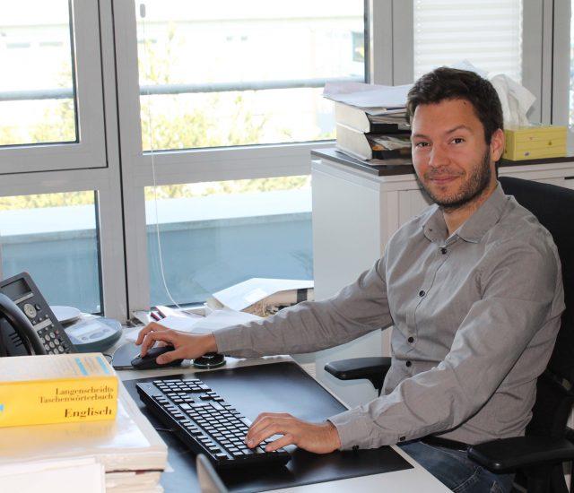 Wir stellen vor: Borja Mostaza, Senior Accountant