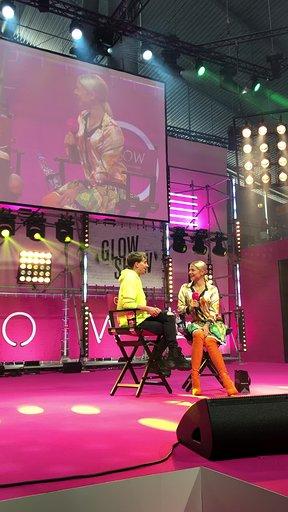 AVON Markenbotschafterin Valentina Pahde im Interview