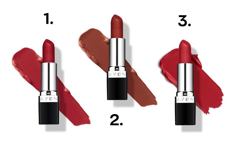 Rote Lippenstifte für den mittleren Hauttyp