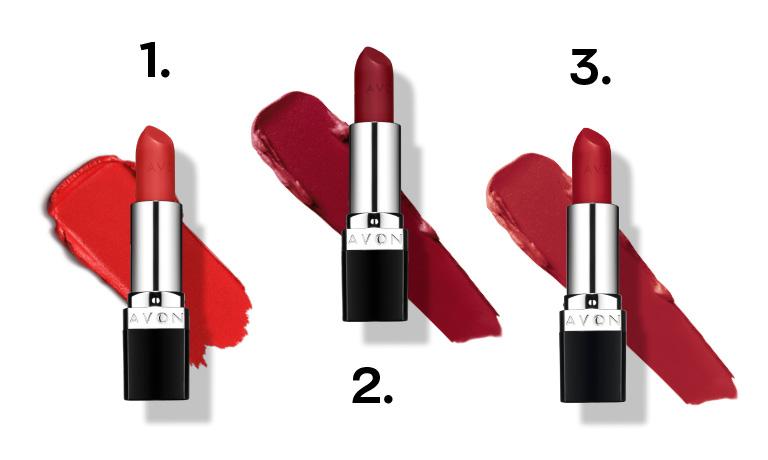 Rote Lippenstifte für den dunklen Hauttyp