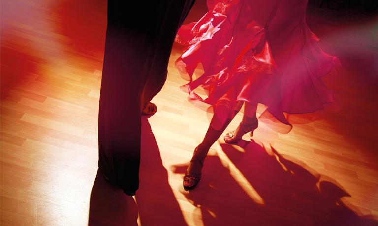 leidenschaftlich tanzen