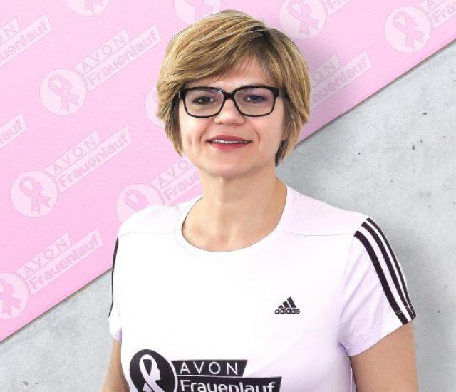 AVON Frauenlauf: Get ready mit Nina