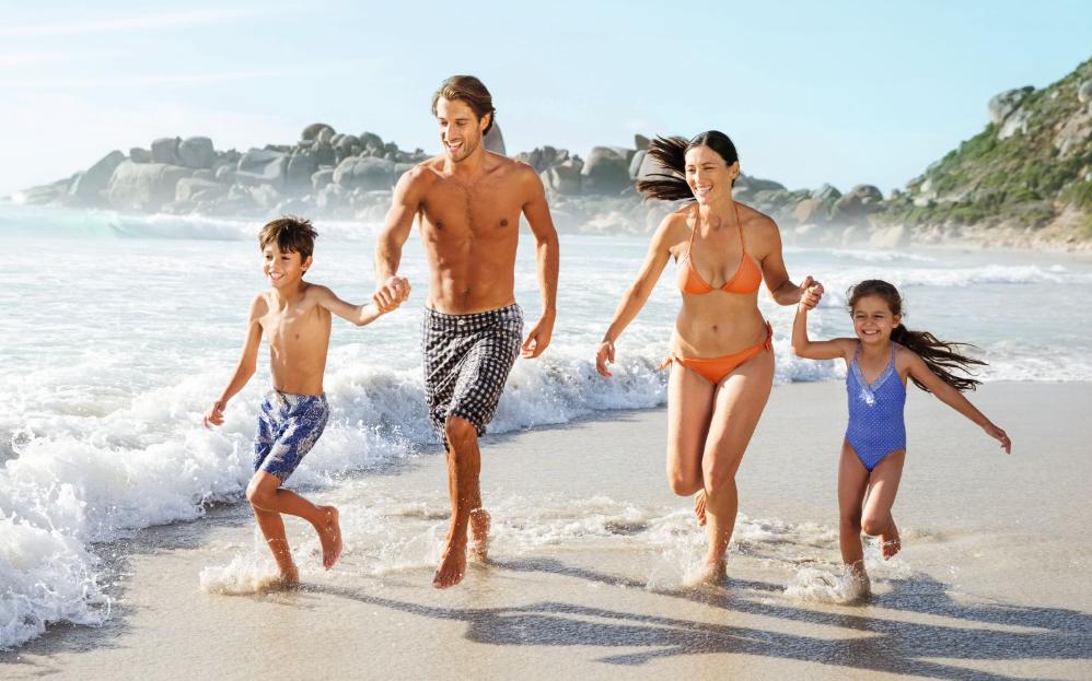 Sonnenschutz für die ganze Familie
