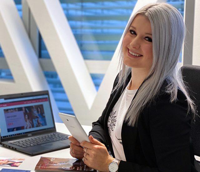Wir stellen vor: Jessika Link, Consumer Engagement Specialist