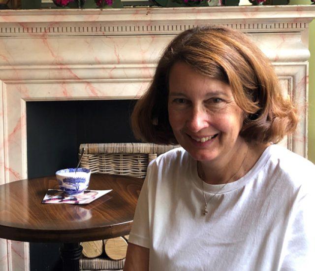 Wir stellen vor: Annette Franz, Lead PR & Communication