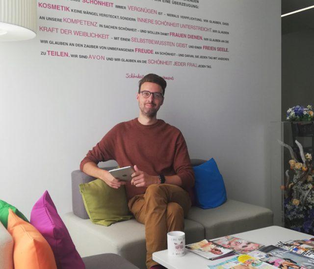 Wir stellen vor: Martin Kydd-Robinson, Lead E-Marketing