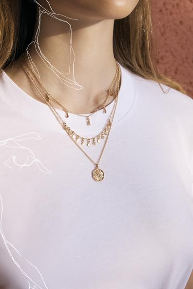 Layered Kette