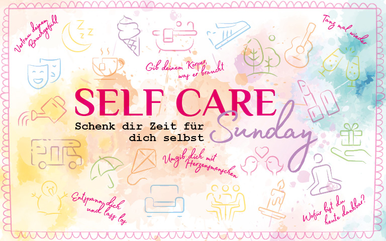 Schnelle Entspannung - Self Care Sunday