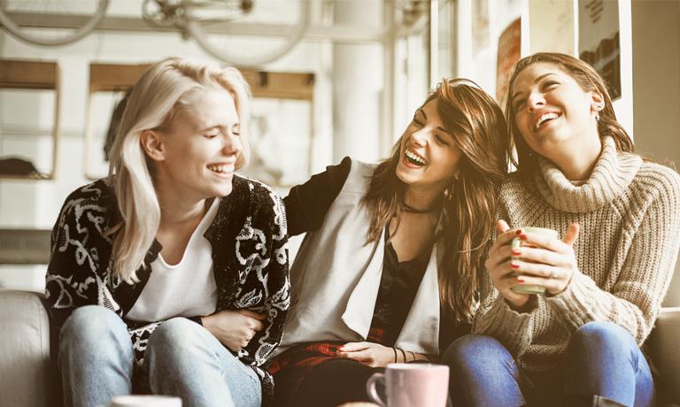 Girls Mädelsabend Freizeit Spaß
