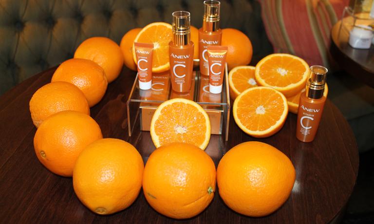 Pflege Neuheiten mit Vitamin C