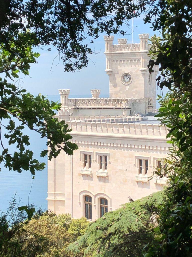 Triest Schloss Miramare Urlaubsziele der Beauty Redaktion