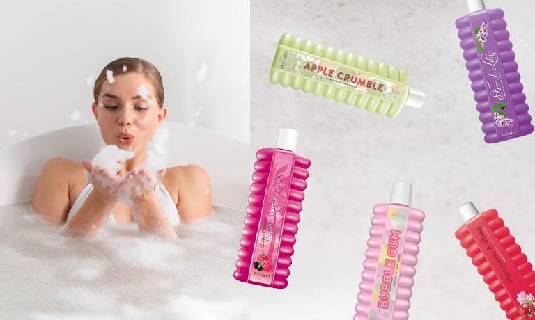 Perfekter Schaum zum Entspannen: Bubble Bath Schaumbad