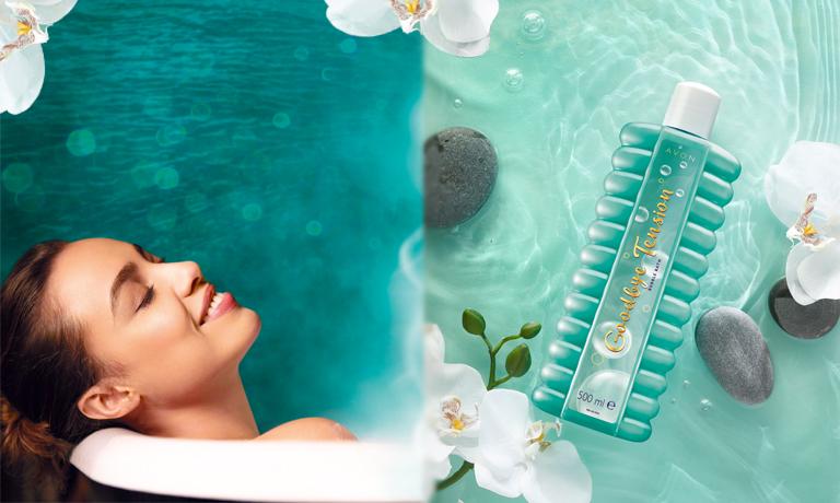 Schnelle Entspannung leicht gemacht mit Bubble Bath Goodbye Tension