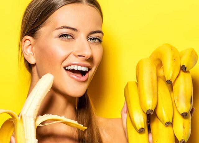 Essen für die Schönheit – Beauty Food Banane