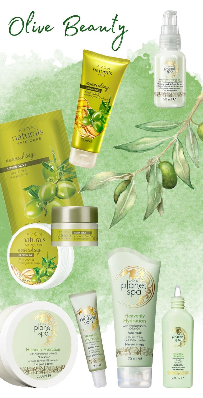 Beauty Food: Oliven  - hautberuhigend, rückfettend, antioxidativ!