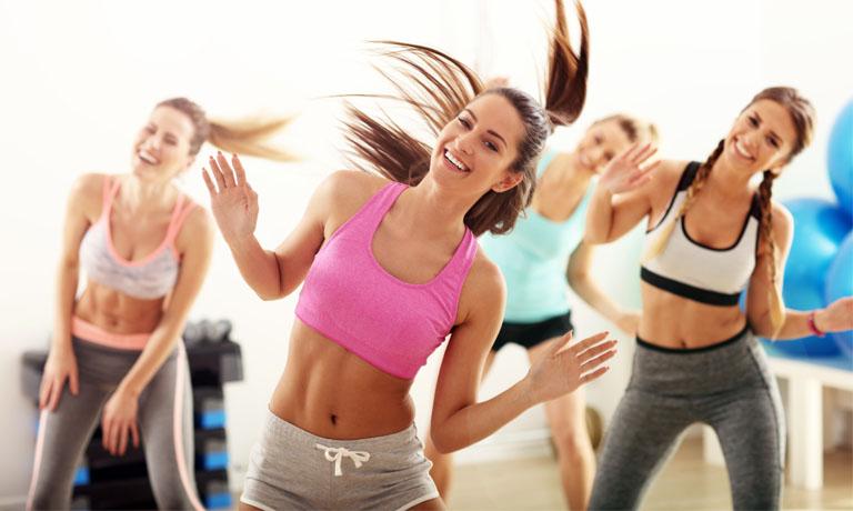 Sport hilft, den Alltags-Stress hinter sich zu lassen