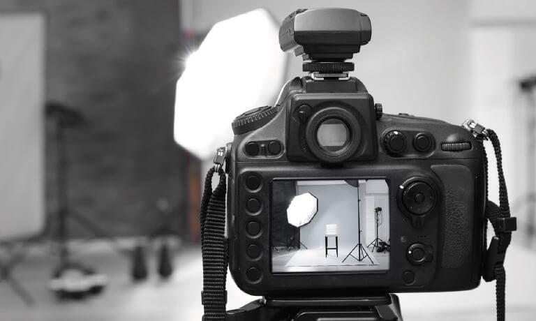 Professionelles Fotoshooting gewinnen