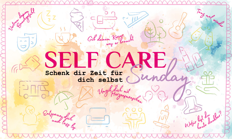 Energie tanken im Herbst - Self Care Sunday
