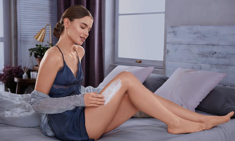 Die Planet Spa Körpercreme mit Lavendel verhilft dank Aromatherapie zu einem entspannten Schlaf