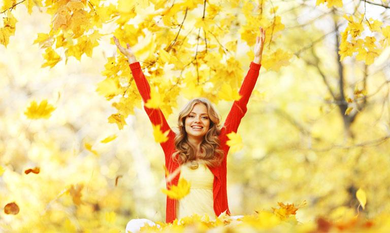 Kontra Herbstmüdigkeit - so lädst du deine Batterien schnell wieder auf!