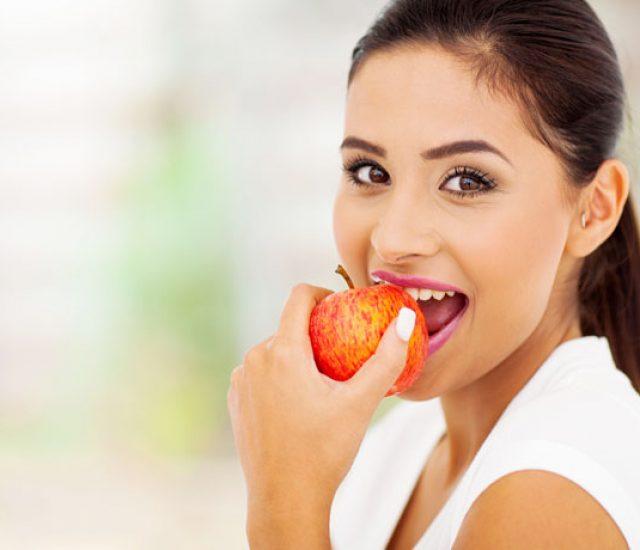Essen für die Schönheit – Beauty Food Apfel