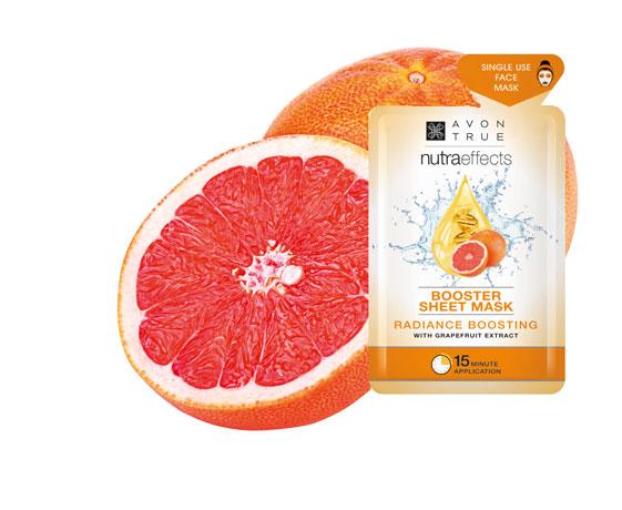 Grapefruit Extrakt für Extra Vitamin C für strahlend schöne Haut