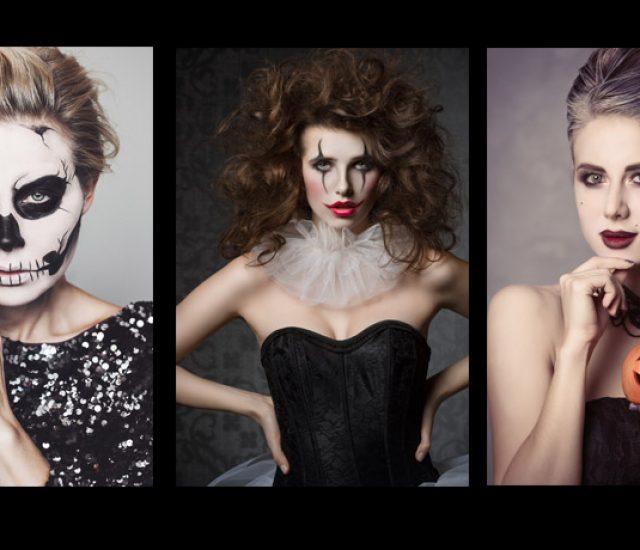 Halloween Make-up Looks 2019 - jetzt wirds schaurig!