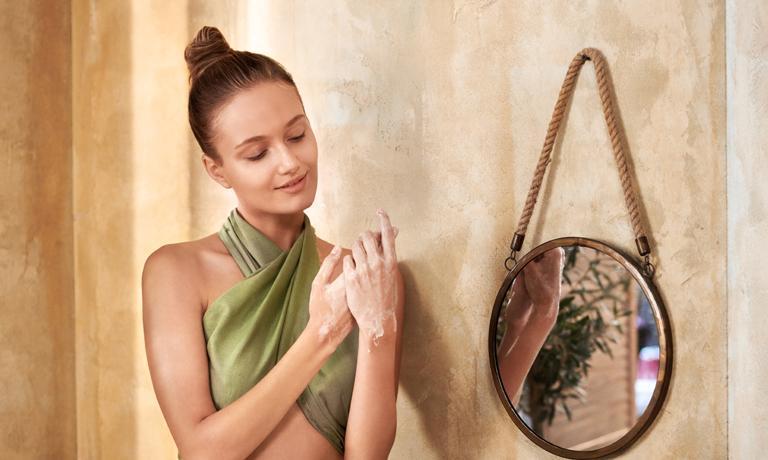 Weiche Hände dank Handpflege-Ritual