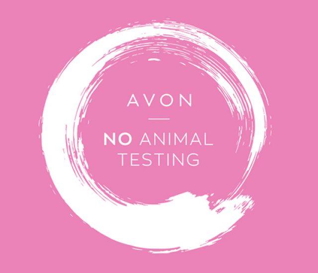 AVON bezieht weltweit Stellung gegen Tierversuche