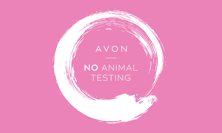 Weltweit keine Tierversuche an AVON Produkten PETA