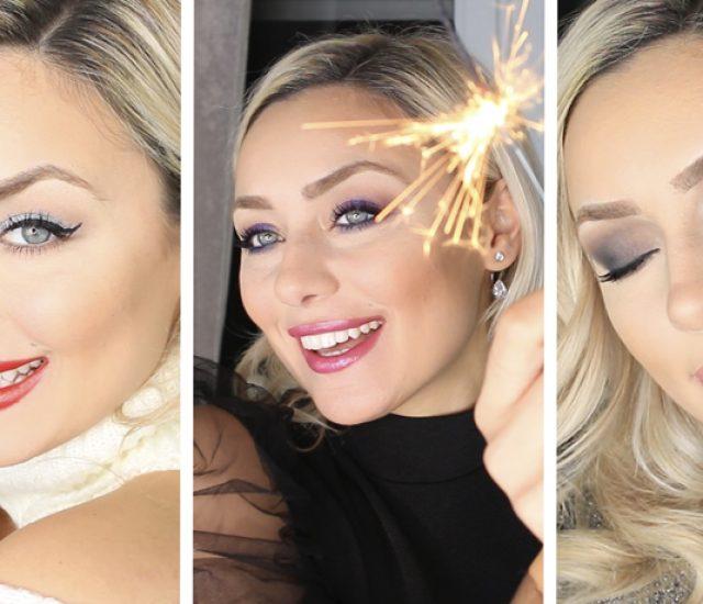 Silvester Make-Up 2019