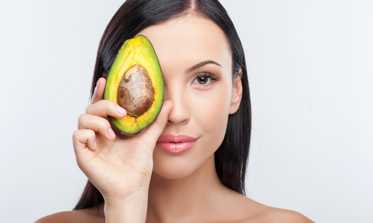 Avocado Beauty Food