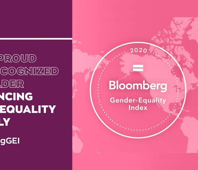 Avon im Bloomberg Gender-Equality Index anerkannt