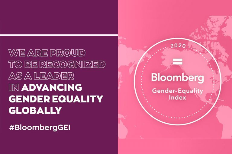 Bloomber Gender Equality Index