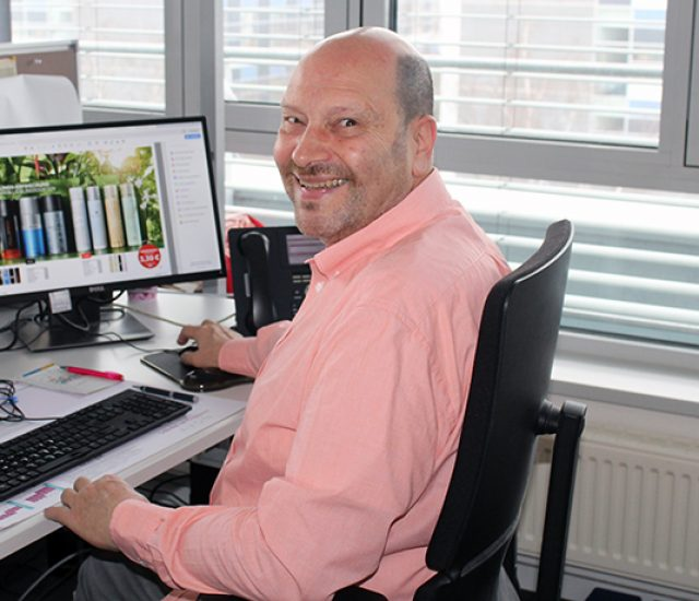 Wir stellen vor: Peter Brehm, Contact Center Agent