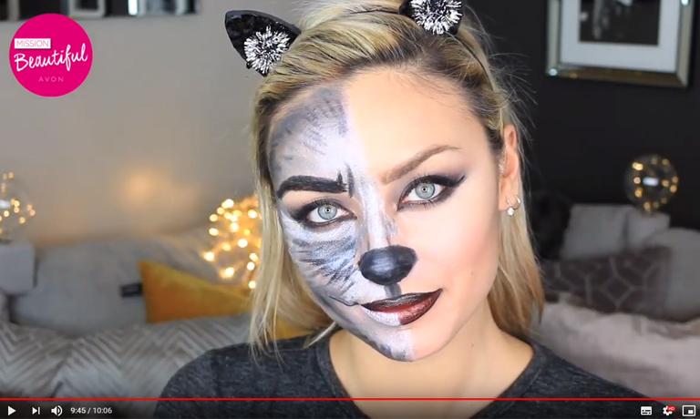 Tutorial Karnevalskostüm Wolf