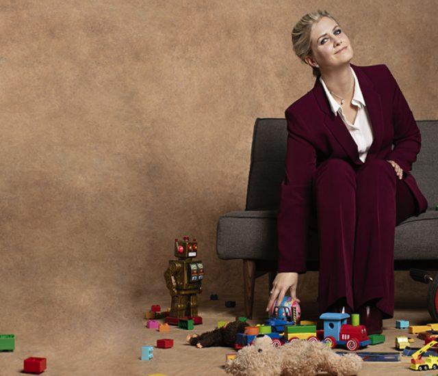 Job und Familie unter einem Hut – Diana HER STORY