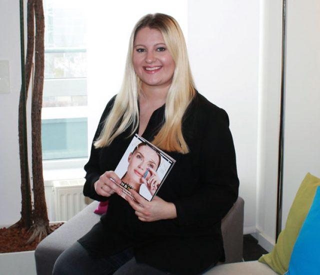 Wir stellen vor: Nicole Lubrich-Mazzei, Specialist Customer Service