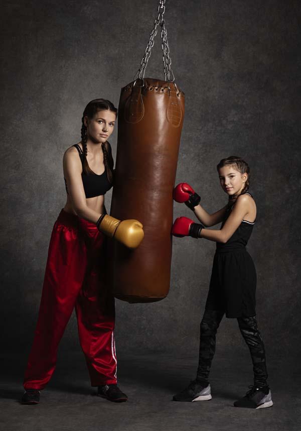 Starke Mädchen - starke Frauen