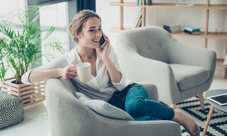 Langeweile unterbinden durch soziale Kontakte mit der entsprechenden Distanz