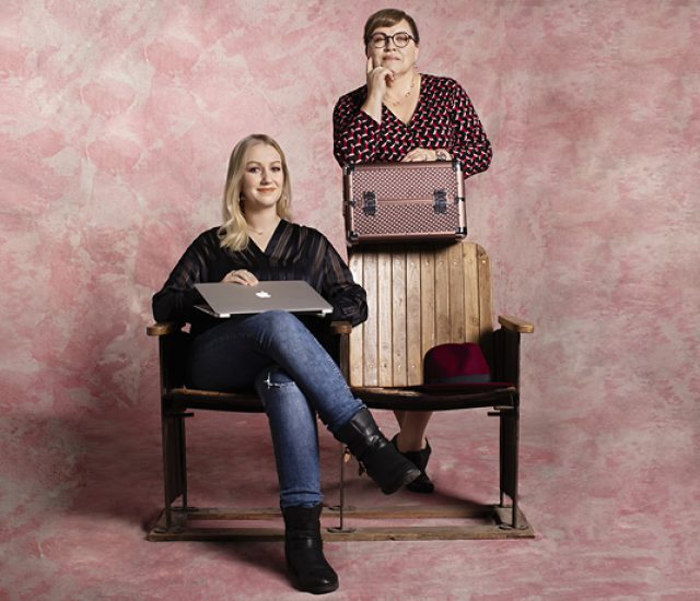 Zwei Generationen AVON - Monika & Lesley HERSTORY