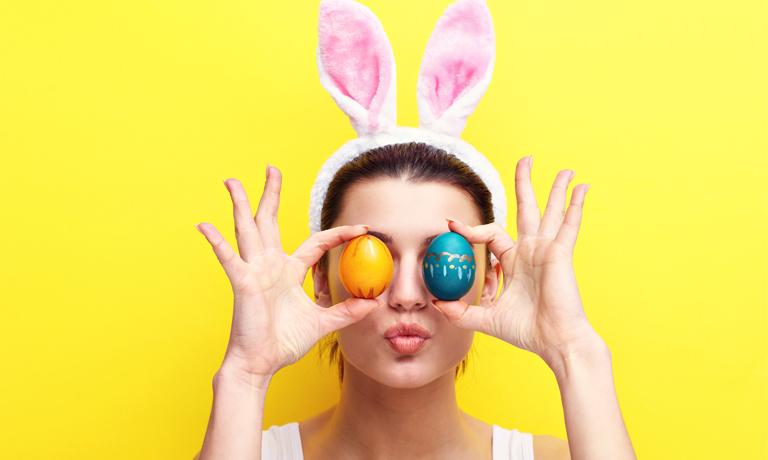 Ostern mal ganz anders - und trotzdem schön!