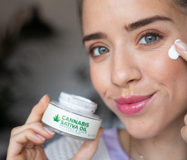 Hanföl zur Anwendung in deiner Hautroutine?
