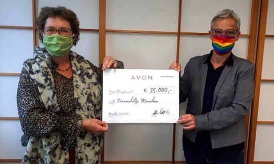35.000 Euro für die Frauenhilfe München