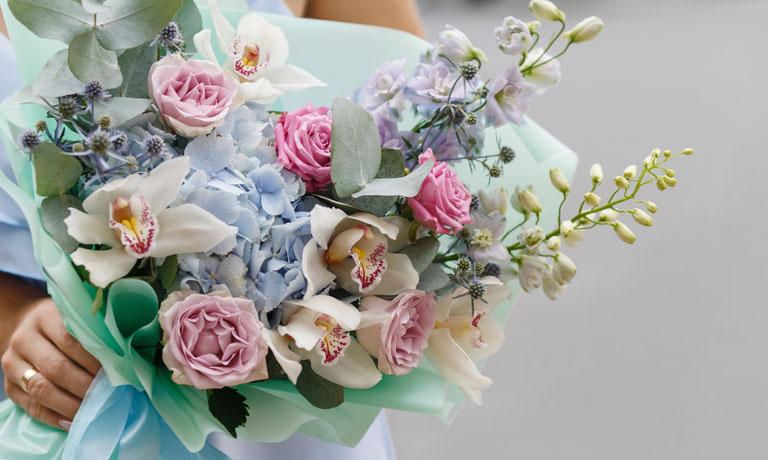 Blumen für Allergiker