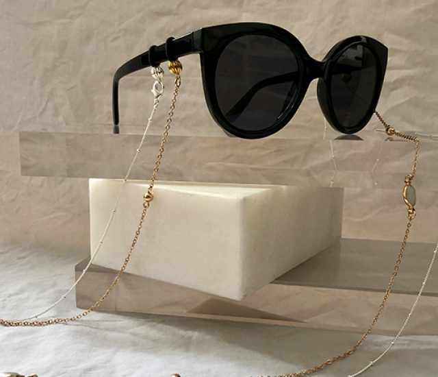 DIY Brillenkette