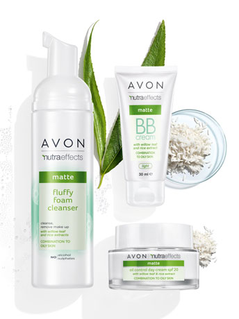 Pflege für Mischhaut & fettige Haut: Nutra Effects Matte