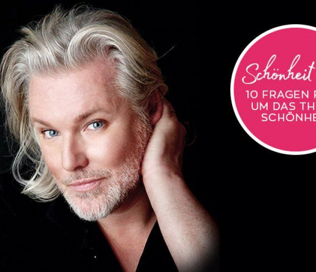 Make-up Artist Gregor Walz im Interview - Schönheit ist...