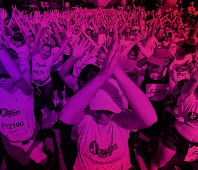 Virtueller Avonlauf gegen Brustkrebs